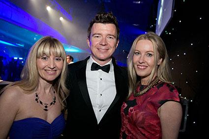Rick Astley and guests