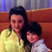 Daniella Sciama and brother Nicholas on Daniella's 18th birthday.